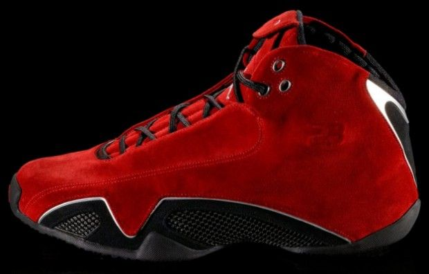 "Air Jordan XX1 ""Red Suede""  9c589618d"