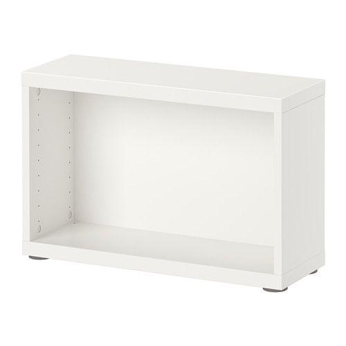 Bestå Structure Brun Noir Ikea Ikea Frames Furniture
