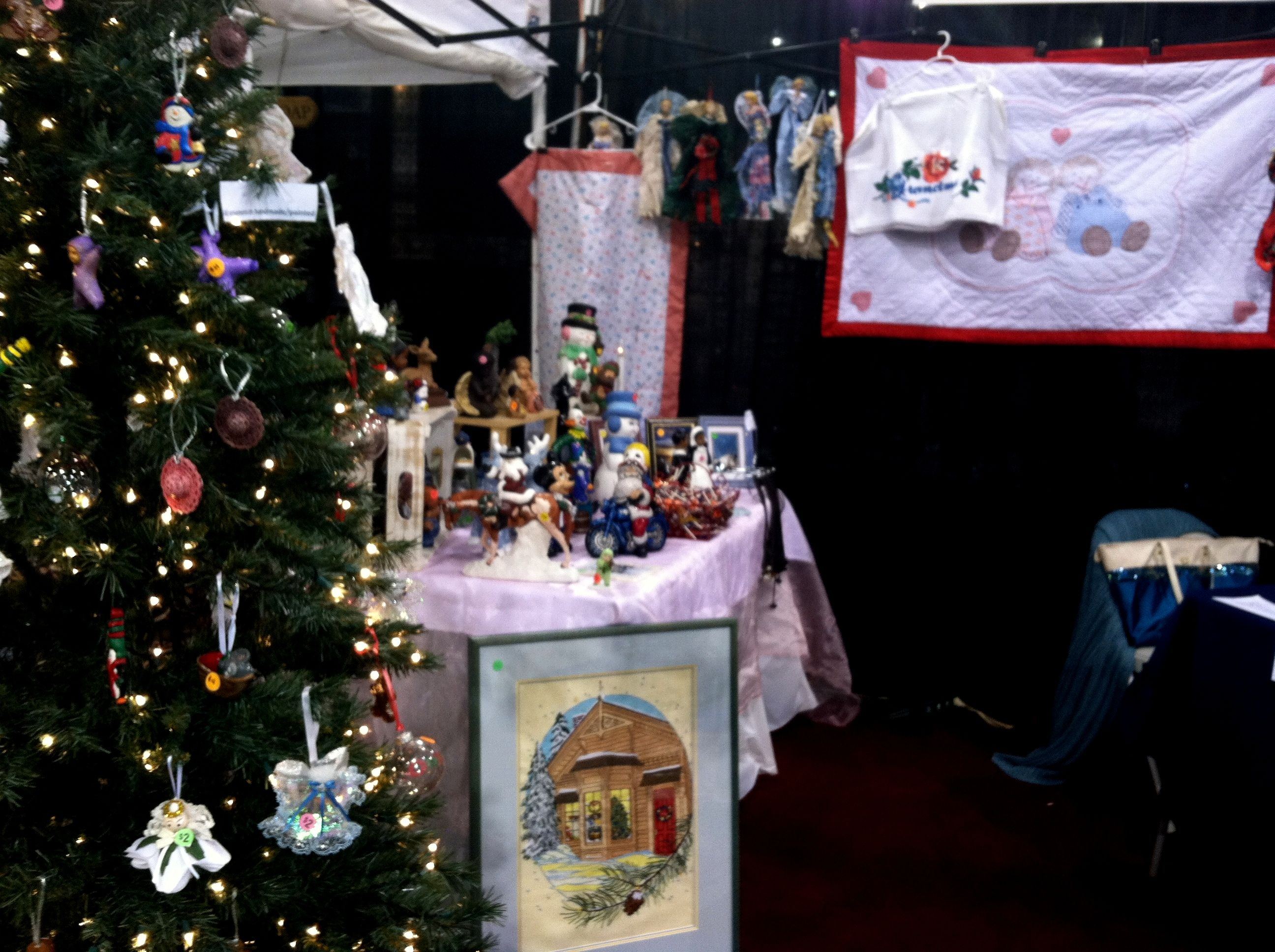 America's Largest Christmas Bazaar 2012 | My creations | Pinterest