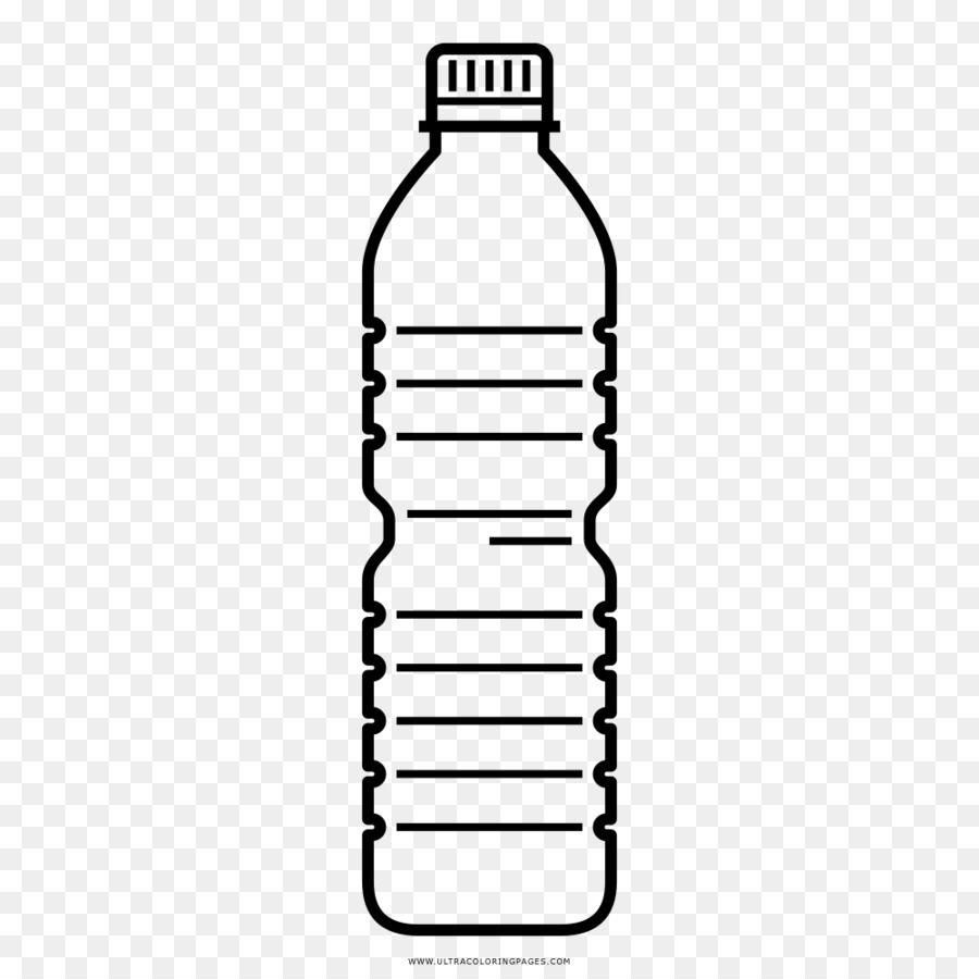 Coloring Page Water Bottle Genie Lamp Genie Bottle Aladdin Lamp