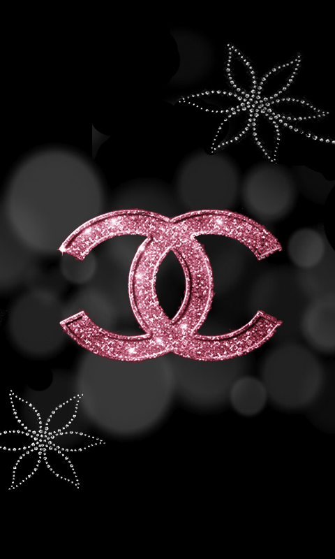 Love Pink Pink And Silvero Kitty Glitter Wallpapers10