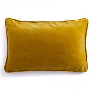 Best Ochre Velvet Cushion Cover Blue Cushions Velvet 400 x 300