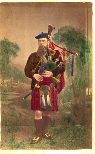 Scotland - Highlander