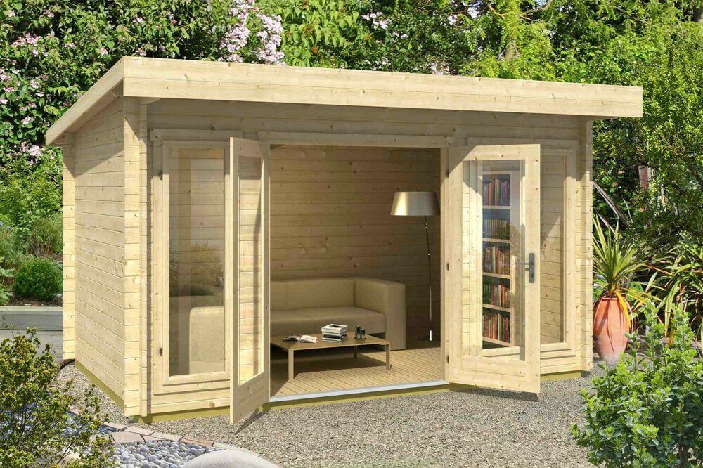 eBay Sponsored 34 mm Gartenhaus Dorset 410x270 cm