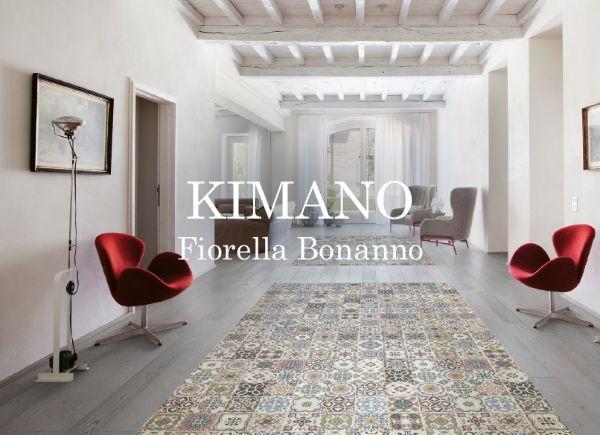 Parquet decorato modello Kimano di Xilo 1934 Flooring
