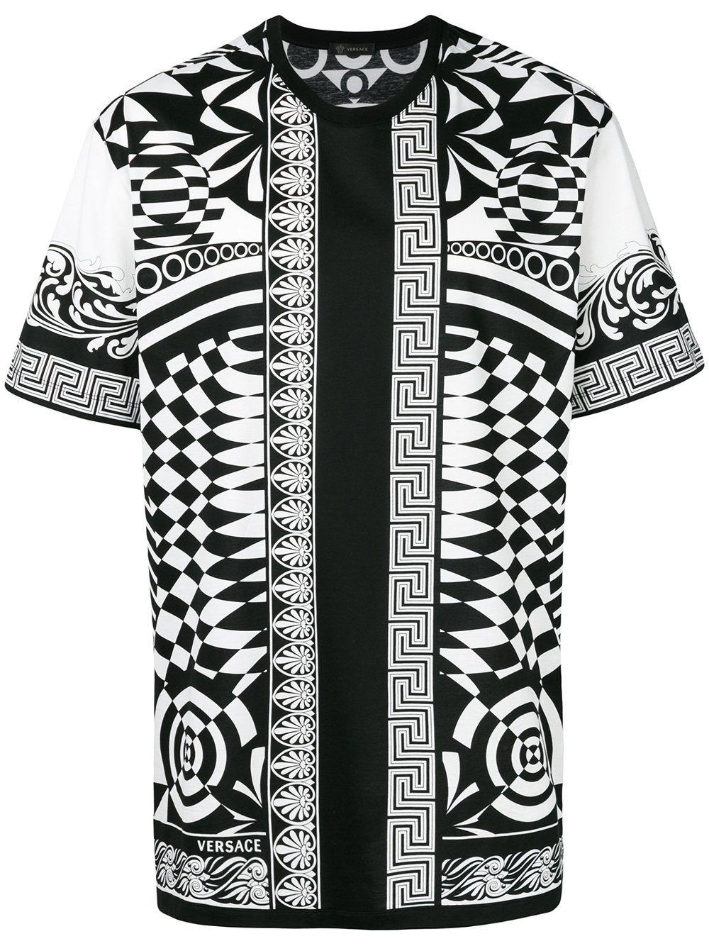 103f9d77a7 VERSACE BLACK. #versace #cloth # | Versace Men | Versace men ...