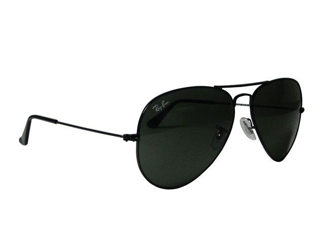ray ban matte black aviator  Ray-ban, Womens sunglasses, not only fashion but also amazing ...