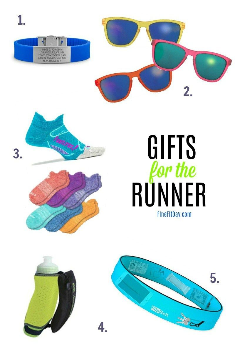 Gift guide for runners fine fit day gifts for runners