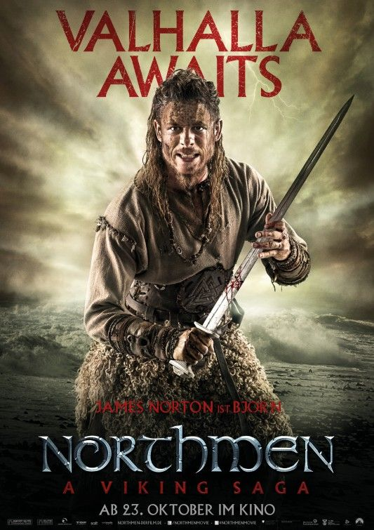 Northmen A Viking Saga Movie Poster 7 Northmen A Viking Saga Viking Saga Movie Posters