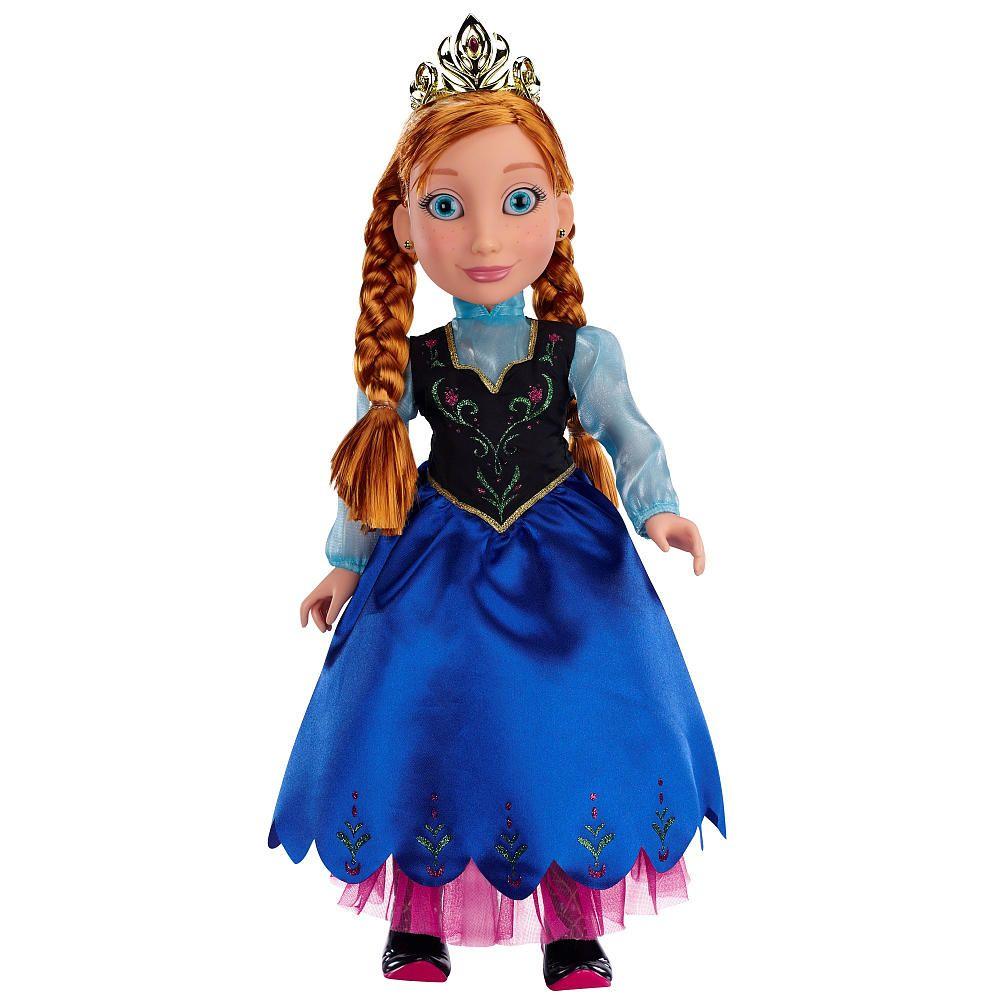 Christmas dress babies r us - Disney Frozen Anna Jakks Hk Ltd Toys R Us
