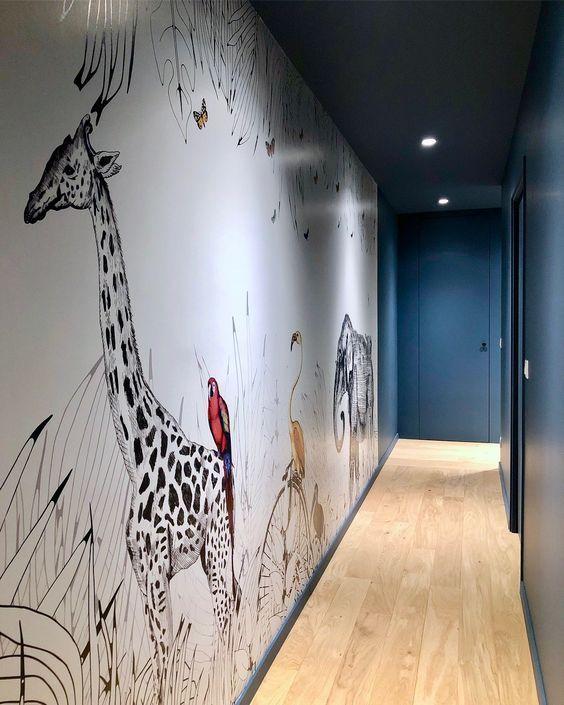 décorer un couloir : 8 idées à piquer !