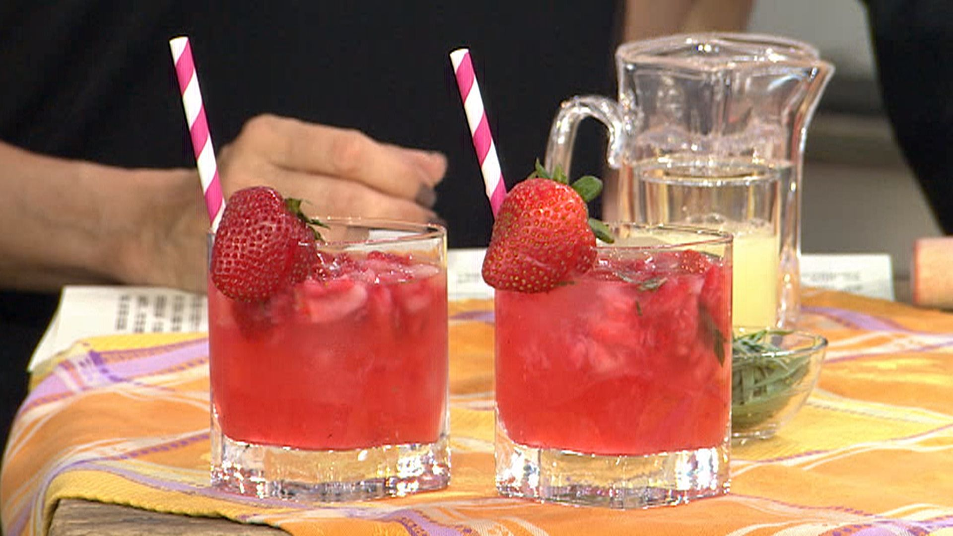 Summer sipping cocktails and more drink pairings for your barbecue jon taffer star of spike tv show bar rescue serves up some forumfinder Image collections
