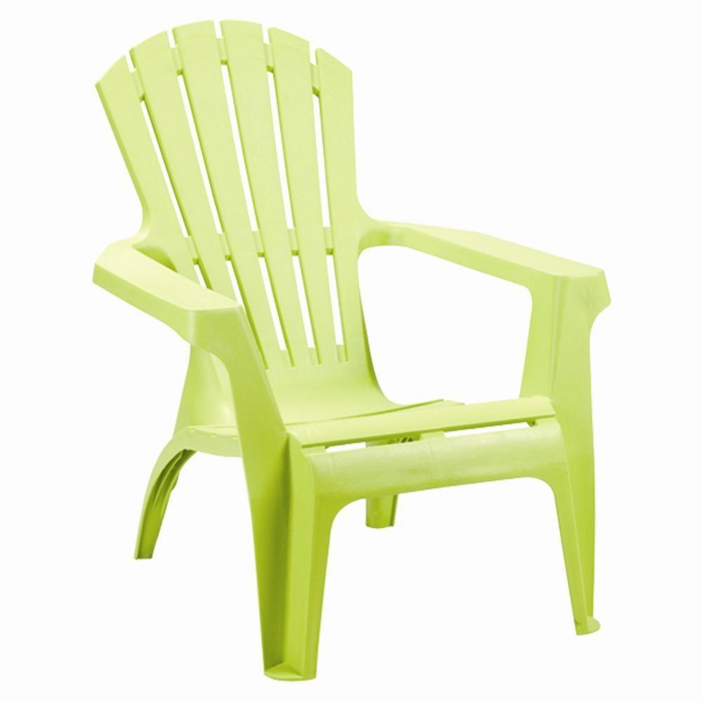 Gartenstühle kunststoff grün  Deckchair Dolomiti I - Kunststoff - Grün, Progarden Jetzt bestellen ...
