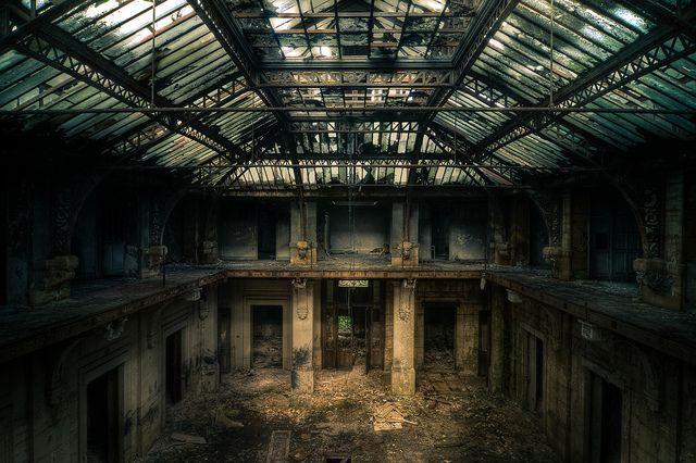 Bureau central bureaus and abandoned