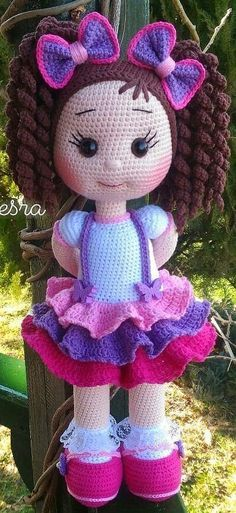 56+ Cute and Amazing Amigurumi Doll Crochet Pattern Ideas - Page 38 of 56 - Daily Crochet!