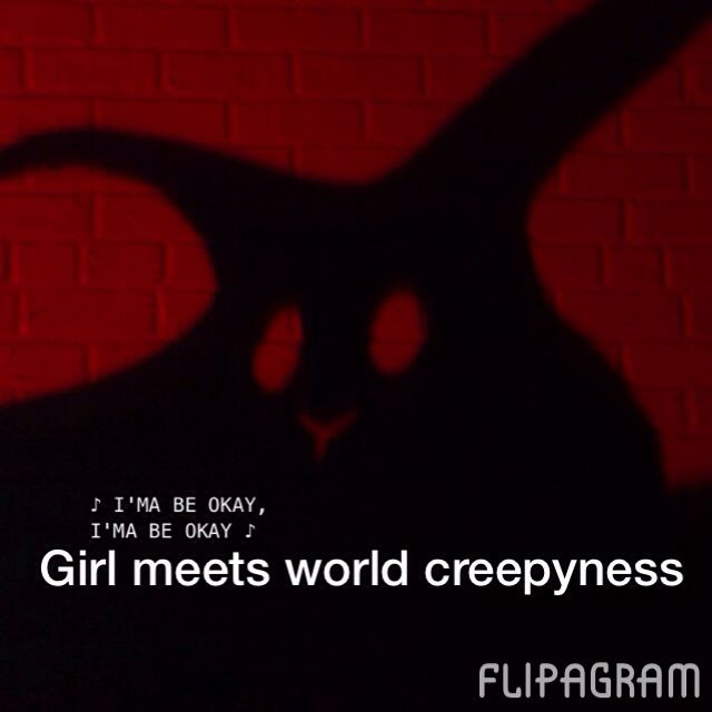#Creepyness girl meets world and what it really is (null) Made with Flipagram - http://flipagram.com/f/dfT14JZgYH