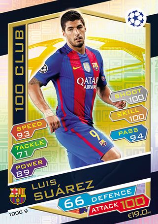 Redeem Codes Topps Football Match Attax Soccer Cards Champions League