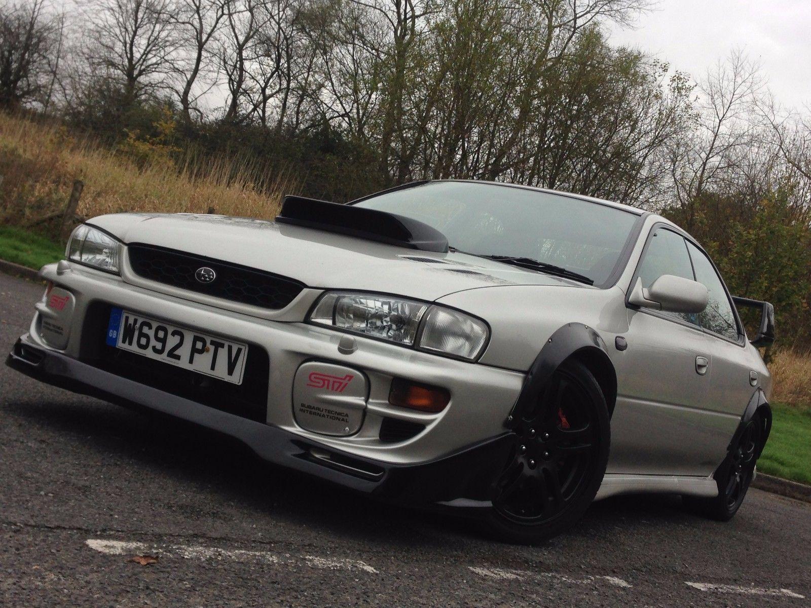 Looking For A Subaru Impreza Turbo 2000 Uk Sti Type Ra Wrc 260