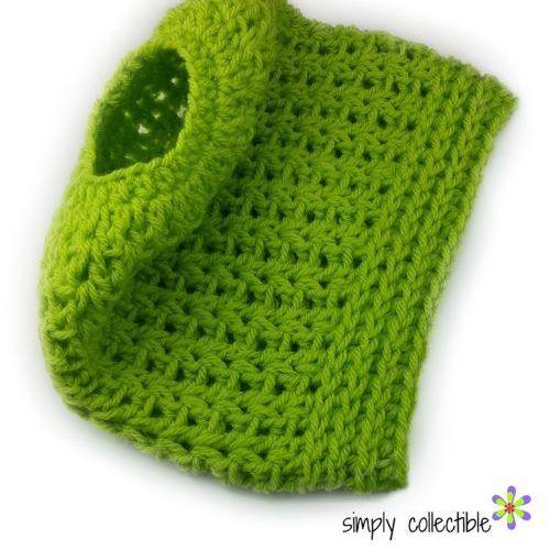 Easy Peasy Messy Bun Hat Free Crochet Pattern By Celina Lane