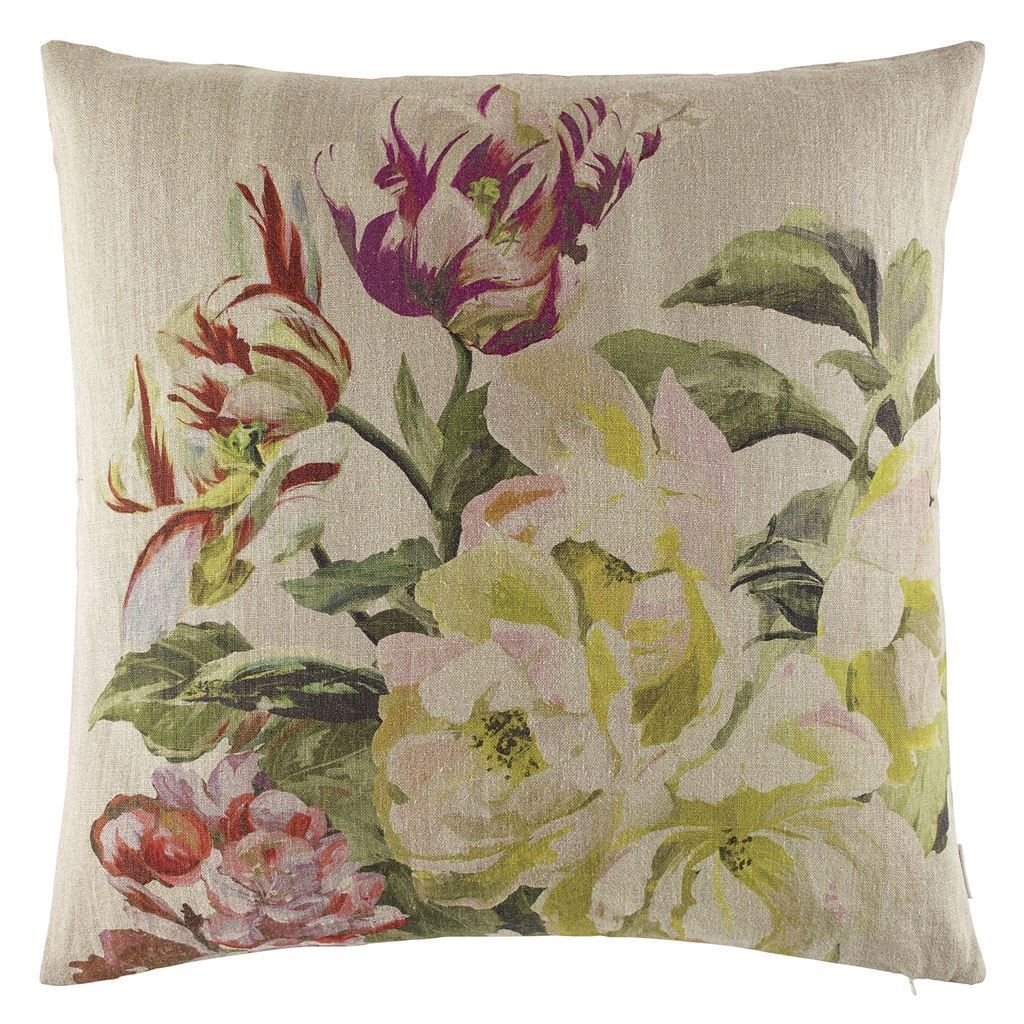 Designers guild delft flower tuberose decorative pillow designers