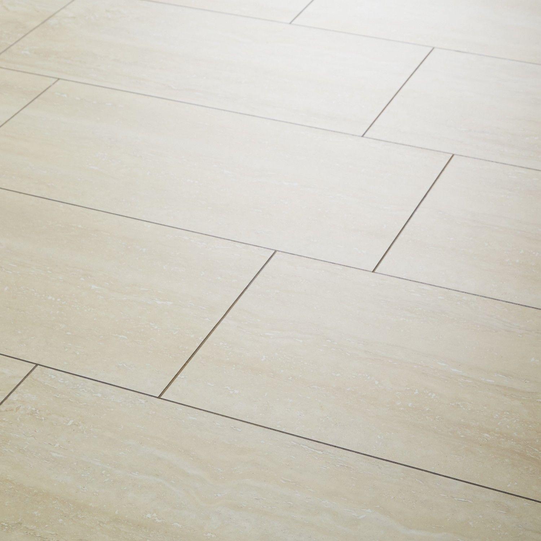 Hyde Park Palatino Travertine Laminate Flooring Kitchen Flooring