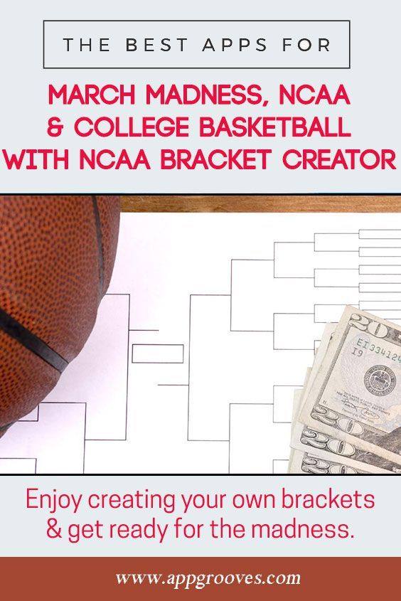 Best March Madness, NCAA & College Basketball Apps with