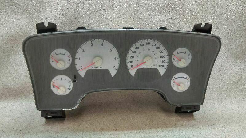 Speedometer Instrument Cluster Fits 06 Dodge Ram Pickup Truck O49 171602 Dodgetruck Dodge Ram Pickup Pickup Trucks Instrument Cluster