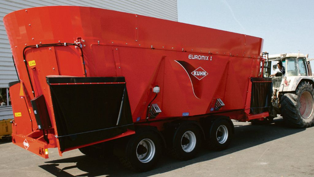 Vertical Feed Mixer Wagon Are The Best Value For Money And