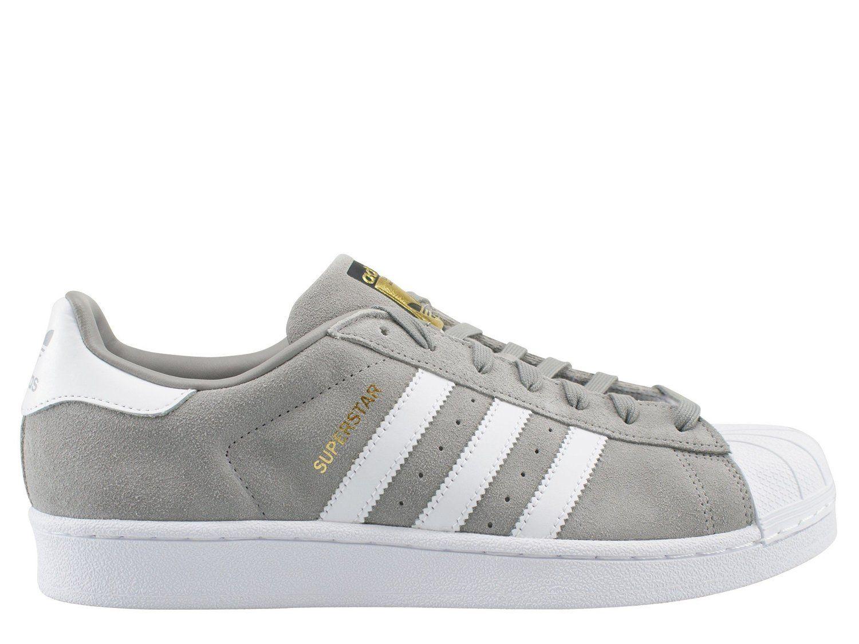 adidas Superstar Suede Herren Basketballschuhe: Amazon.de: Schuhe &  Handtaschen