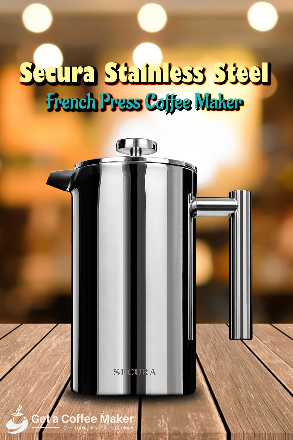 Top 10 French Press Coffee Makers (June 2020) Reviews