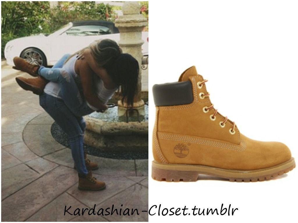 Pin By Jasmine Liliana On Tv Outfits Kylie Jenner Timberlands Kendall And Kylie Jenner Timberland Outfits