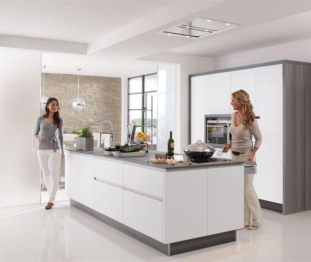 Idee für Küche | Küche | Pinterest | Design | {Nolte küchen mit kochinsel 90}