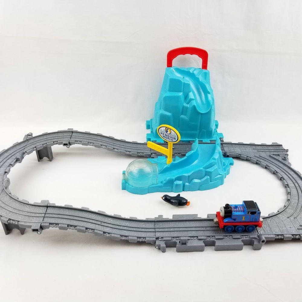 Percy's Penguin Adventure World Thomas The Train Engine