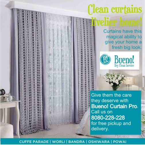 Curtains Have This Magical Ability To Give Your Home A Fresh Big