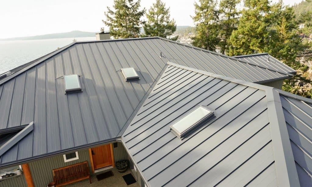 Antigonish Ns Solid Copper Standing Seam Metal Roof