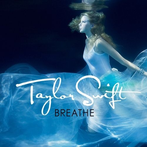 Fearless Taylor Swift Album Fan Art Breathe Fanmade Single Cover Taylor Swift Album Taylor Swift Songs Taylor Swift Fearless