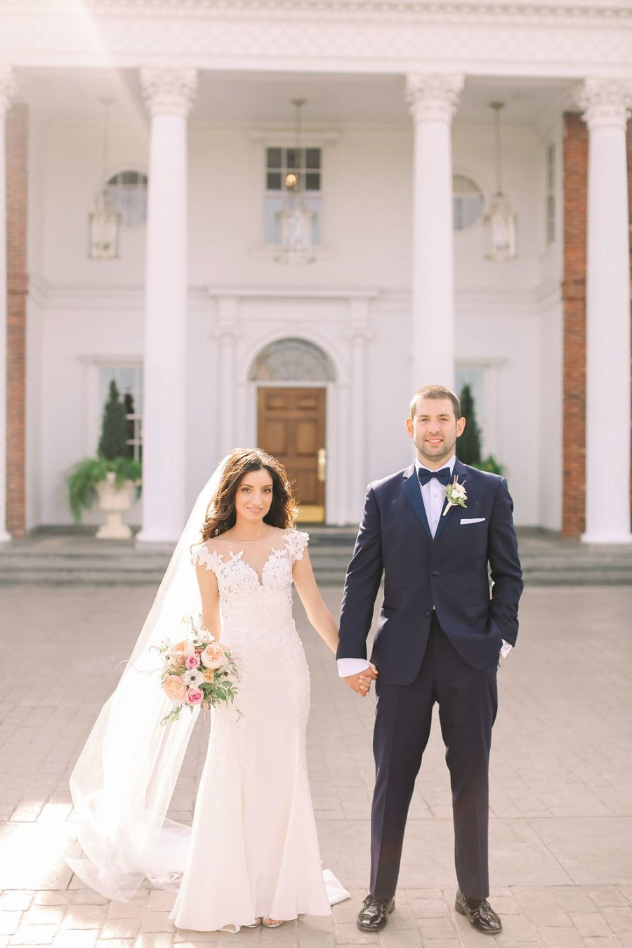 New jersey wedding crashed by donald trump mark zunino and