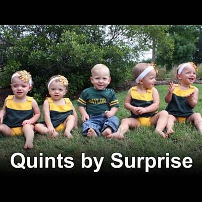 Quints by Surprise- my favorite | T V  Shows and movies | Multiple