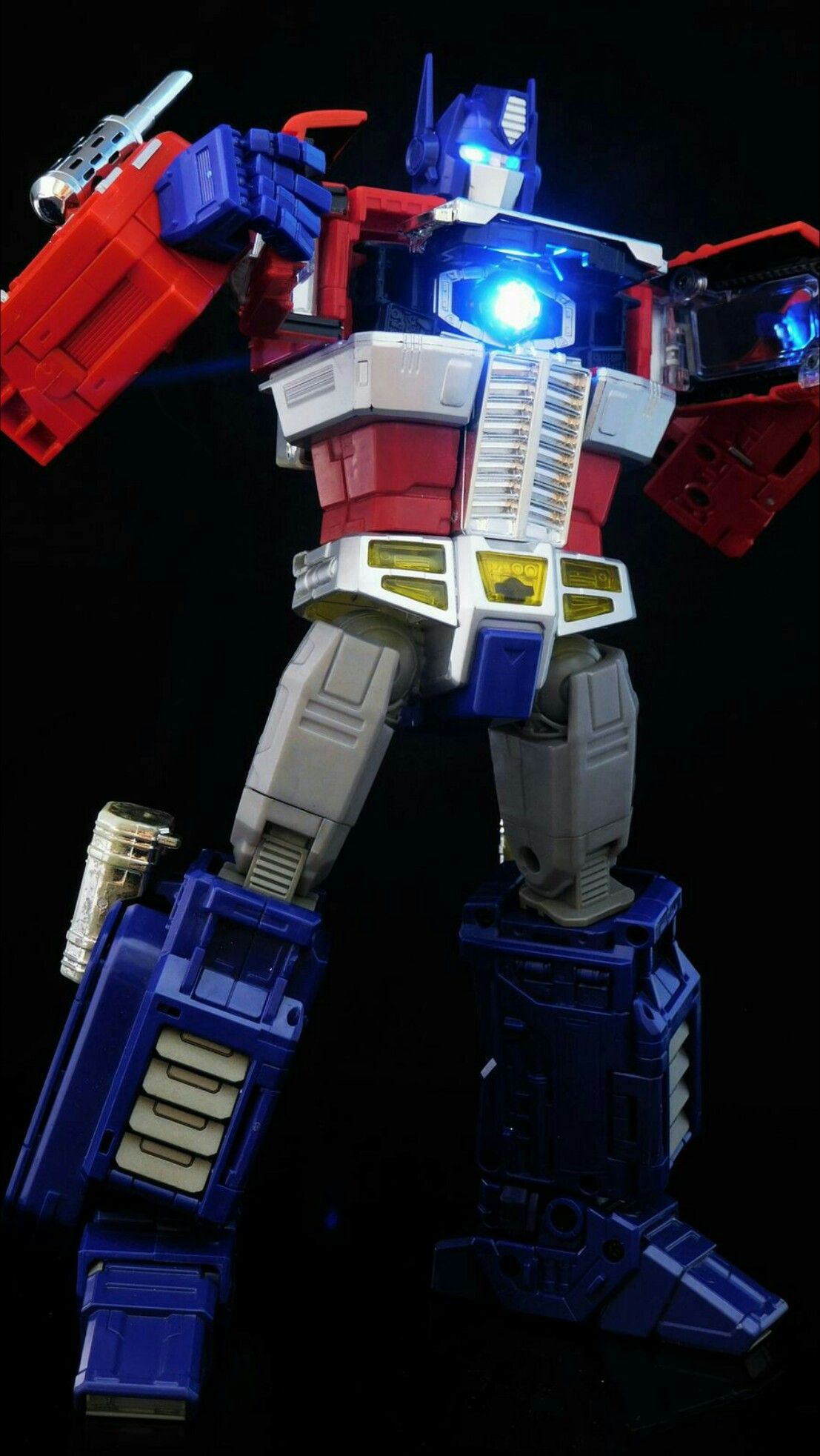 Android Ios Wallpaper Black Transformers Optimus Prime