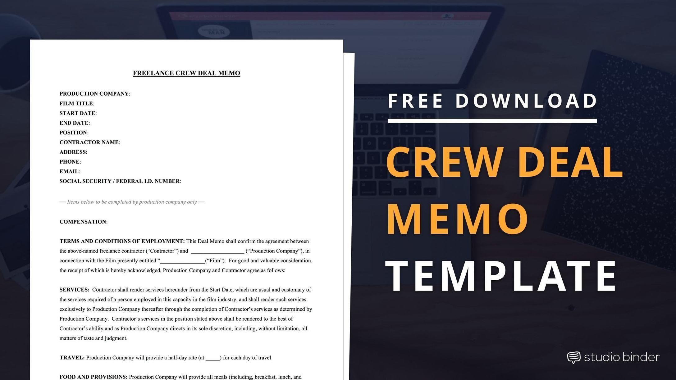 memo download free