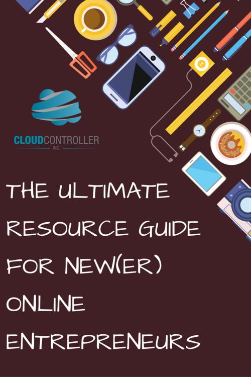 Resource Guide for Online Entrepreneurs