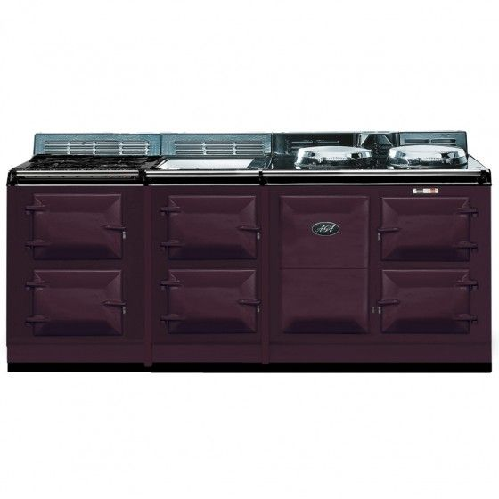 AGA 4 Oven Traditional Electric Cooker w/ Module Attached