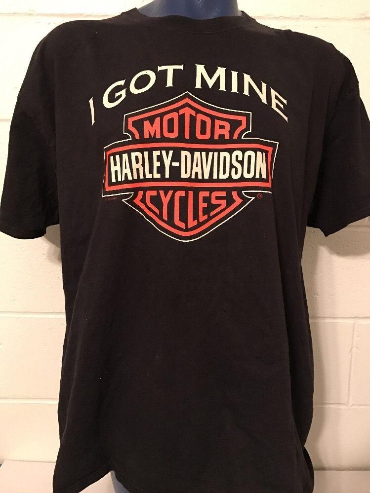 harley davidson dealer t shirt xxl i got mine at red river wichita