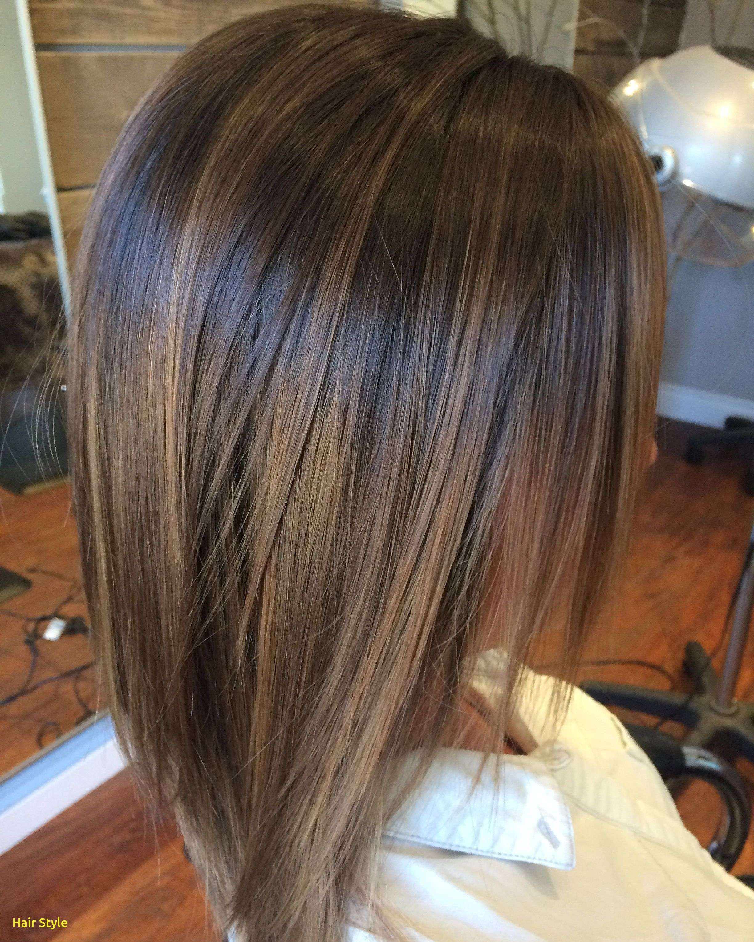 Haarfarbe braun trend 2019