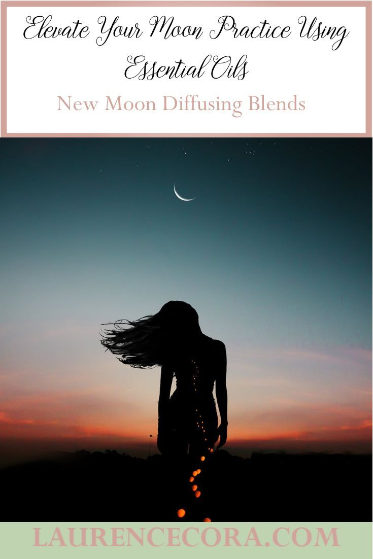New Moon Ritual - Essential Oils – The Sanity Saver for Moms