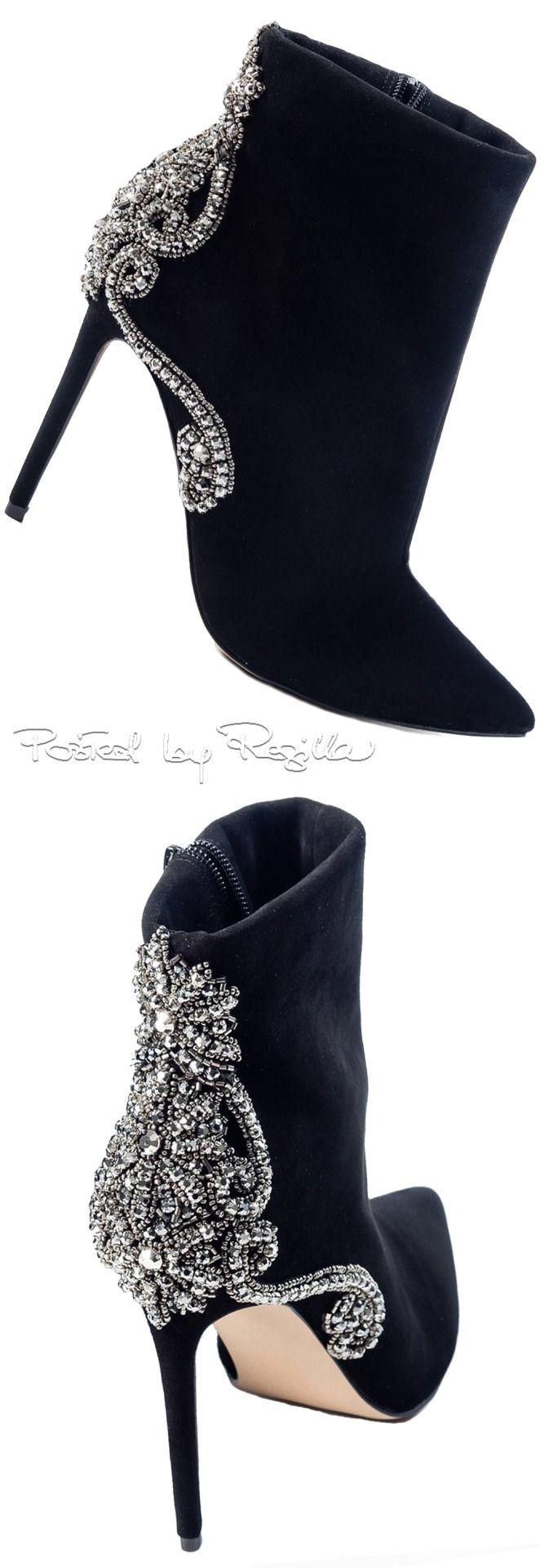 Regilla  Aminah Abdul Jillil  Black and Silver  Pinterest  Shoe