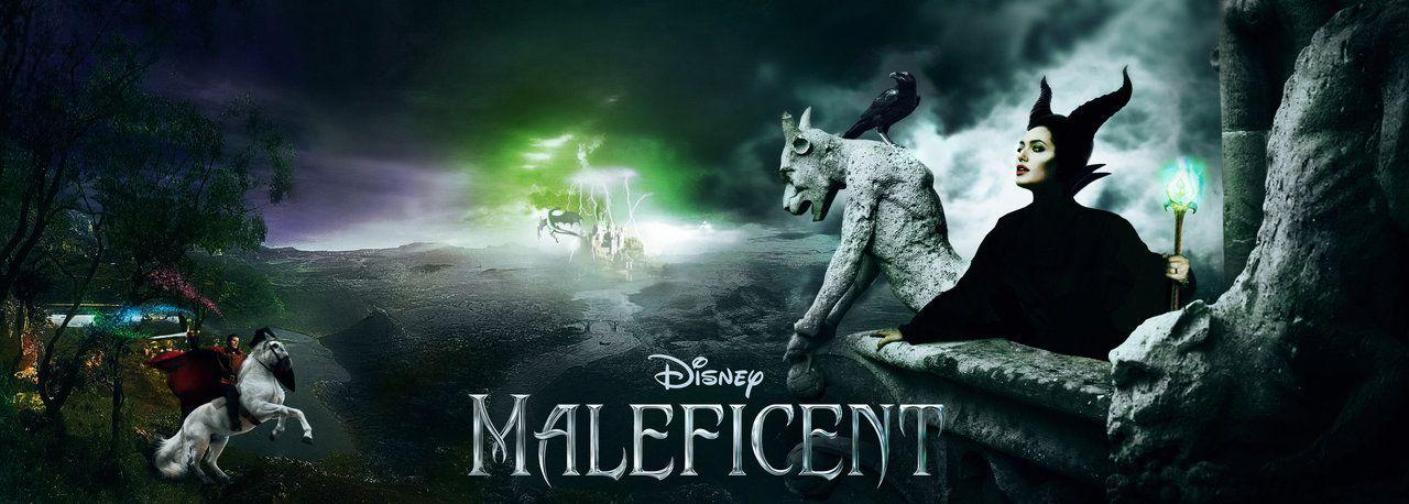 Maleficent 2014 Poster Maleficent Poster By Jonnyjuke