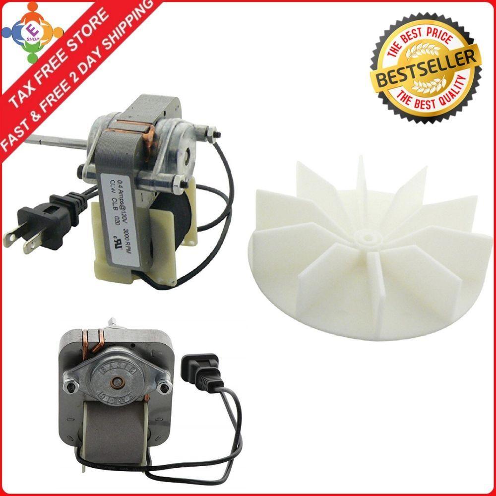 Bathroom Replacement Vent Kit Universal Fan Motor Exhaust Blower For Broan Uppco Ebay Link Broan Ebay Fan Motor