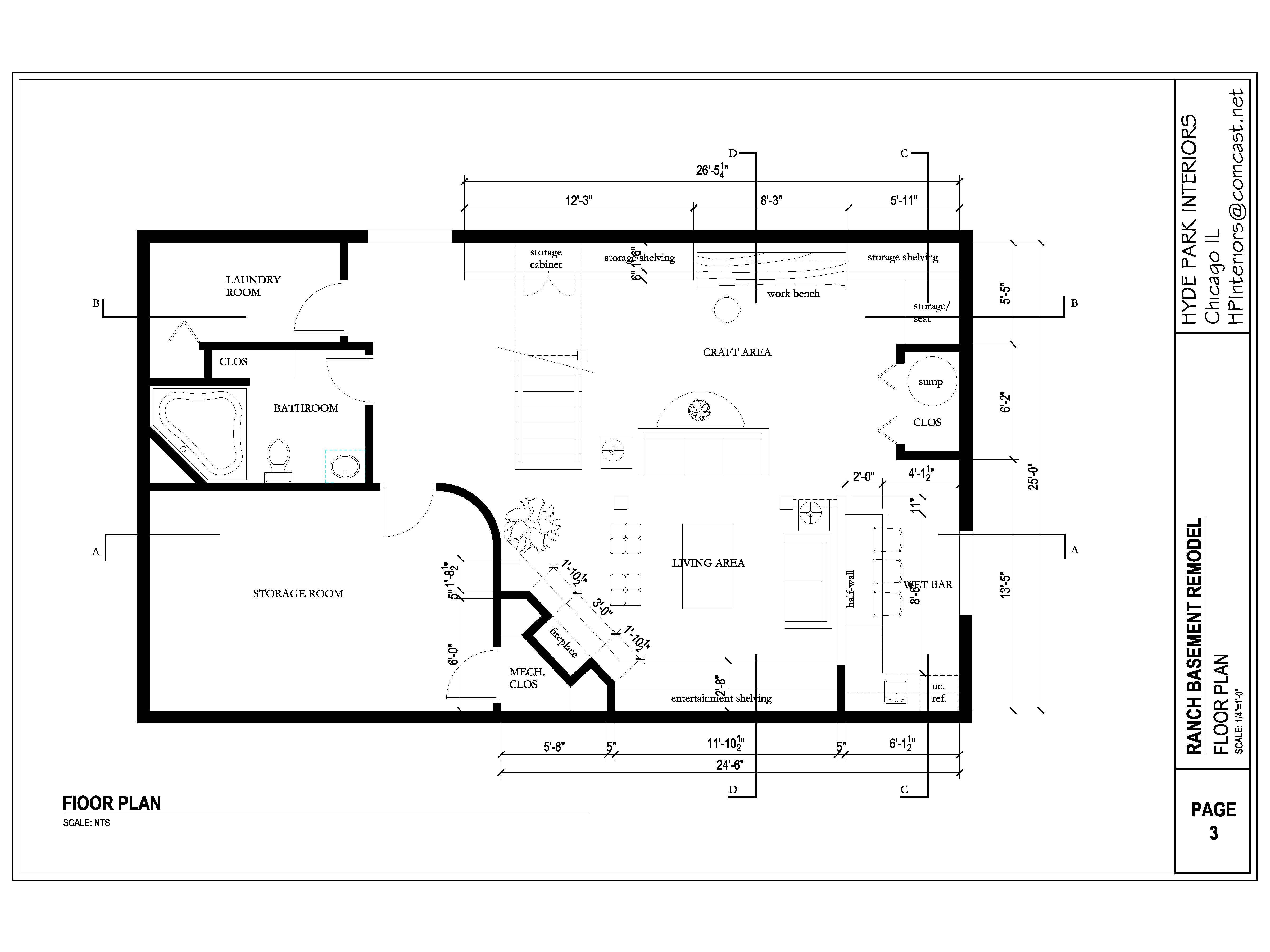 Captivating Basement Layout Design With Home Remodel Ideas