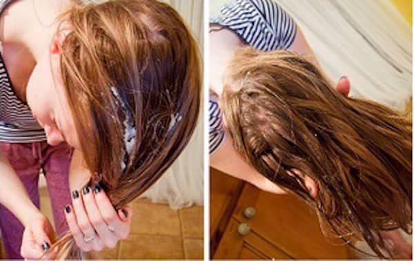 le masque l 39 huile de coco que vos cheveux fatigu s vont adorer sport hair coconut oil. Black Bedroom Furniture Sets. Home Design Ideas